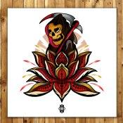 Reaper-Rose