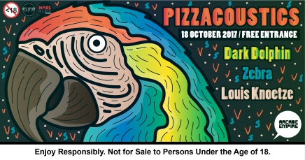 18 October - Pizzacoustics