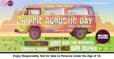9 August 2017 - Hippy Acoustics