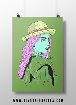 Lady-Capper-POSTER