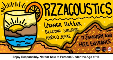 4 October - Pizzacoustics