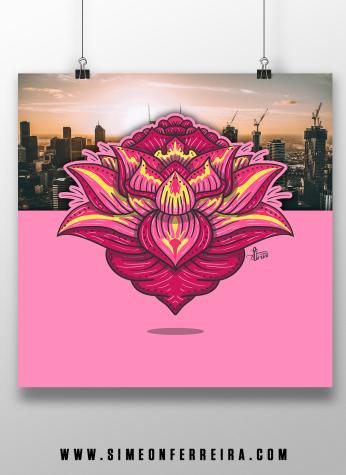 New-Cult-Lotus-Poster