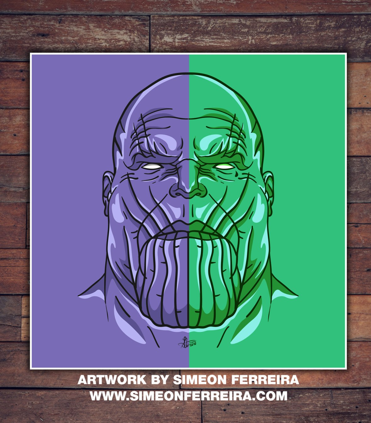 Thanos-Layout
